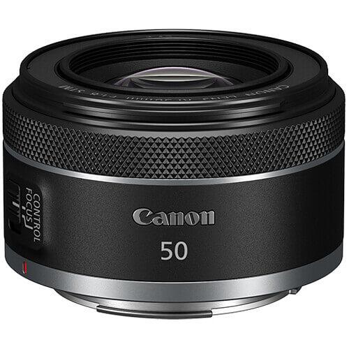 Canon RF 50mm f1.8 STM Lens 1