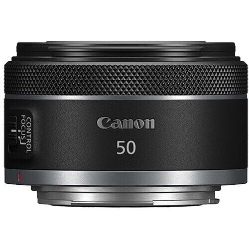 Canon RF 50mm f1.8 STM Lens 2