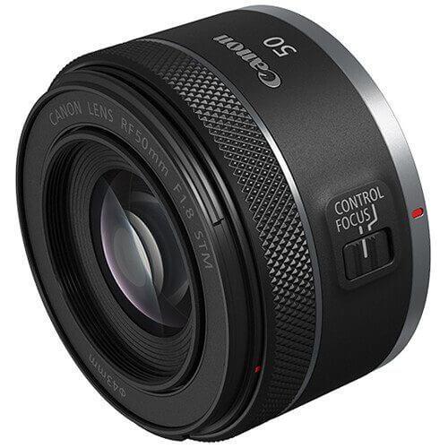 Canon RF 50mm f1.8 STM Lens 3