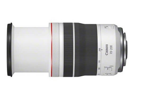 Canon RF 70 200 mm f4 L IS USM 1