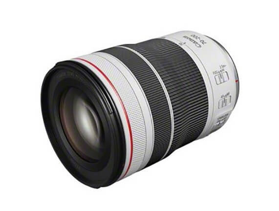 Canon RF 70 200 mm f4 L IS USM 2