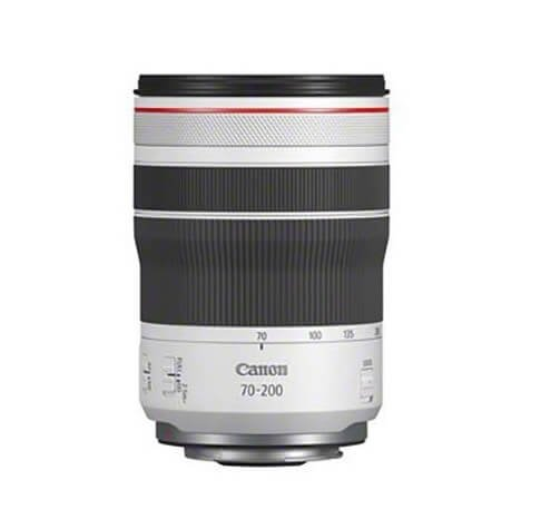 Canon RF 70 200 mm f4 L IS USM 3
