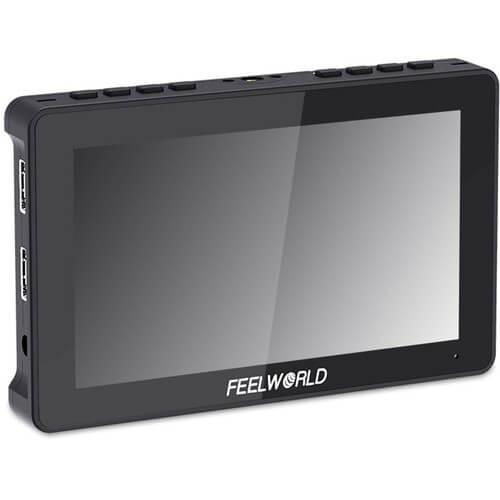 FeelWorld F5 Pro 5.5 4K HDMI IPS Touchscreen Monitor