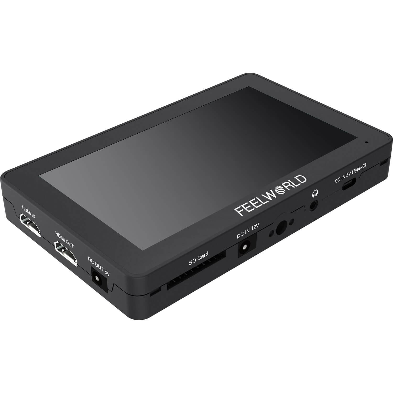 FeelWorld F6 Plus 5.5 4K HDMI Monitor 1