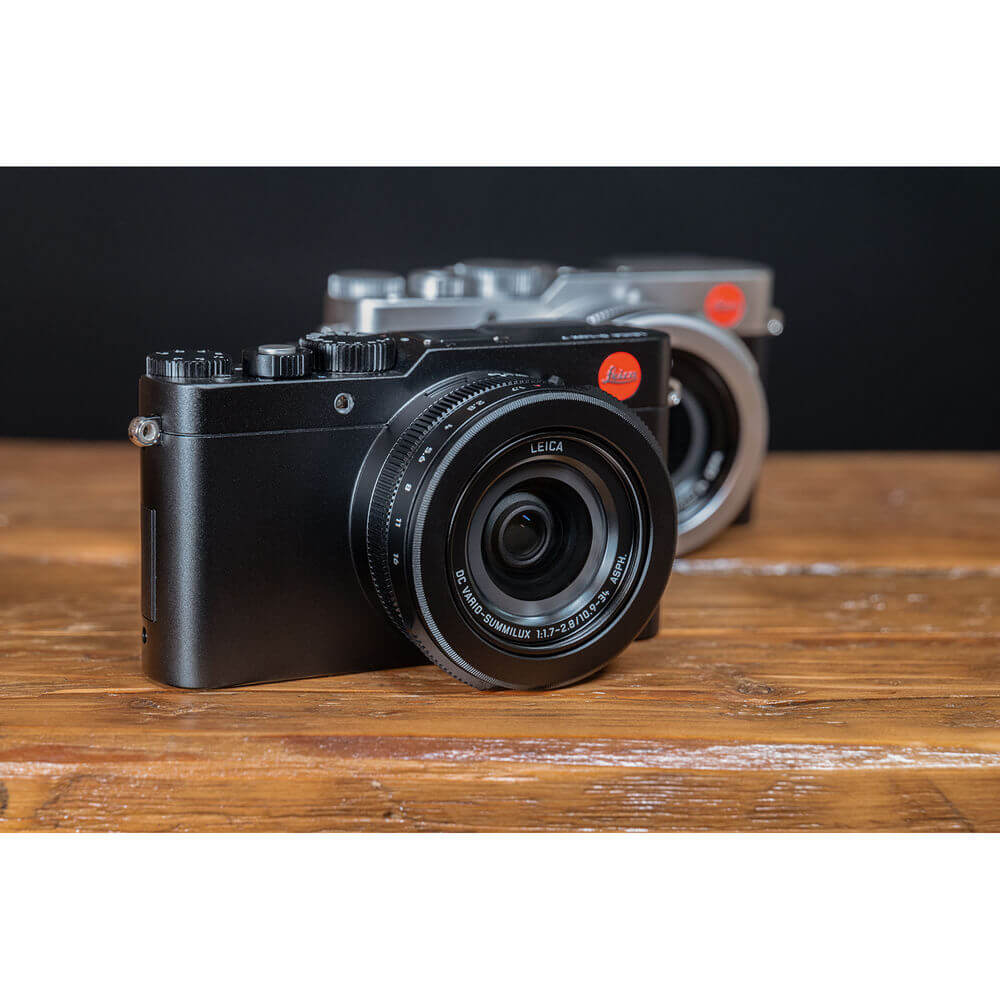 Leica D-LUX 7 Digital camera Black Version E 19140