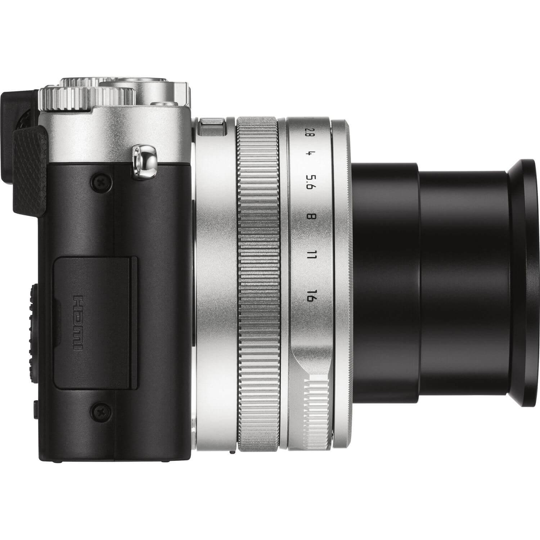 "Leica D-LUX 7 Digital camera Silver anodized Version ""E"" (19115)"