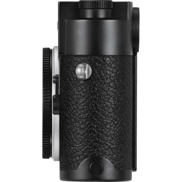 Leica M10-R Digital Rangefinder Camera Black Chrome