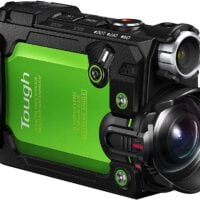 Olympus Stylus Tough TG-Tracker Action Camera Green