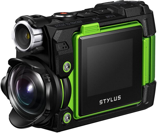 Olympus Stylus Tough TG-Tracker Action Camera Green