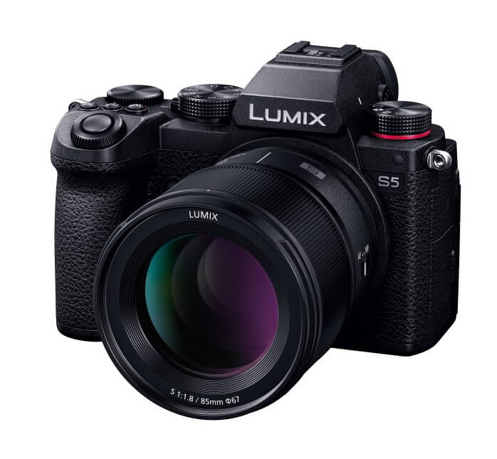 Panasonic Lumix S 85mm f1.8 Lens
