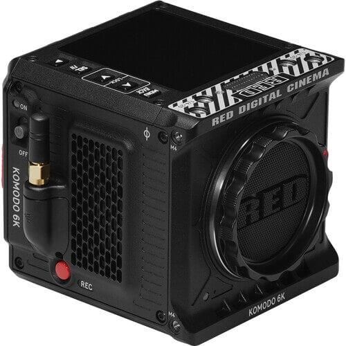 RED DIGITAL CINEMA KOMODO 6K Digital Cinema Camera