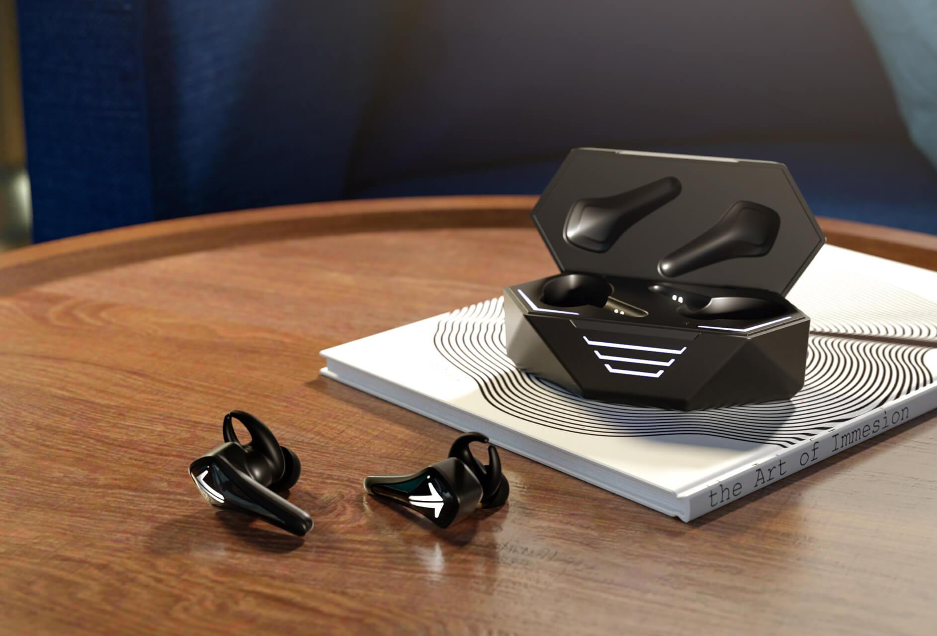 Saramonic SR BH60 R True Wireless Gaming Earbuds 15