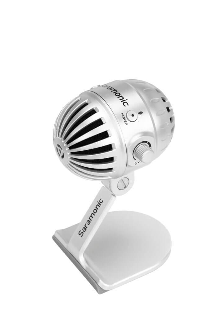 saramonic SmartMic MTV500 USB Desktop Microphone