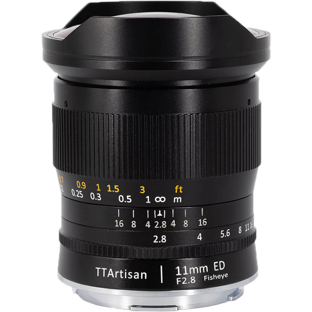 TTArtisan 11mm f/2.8 Lens for Leica L