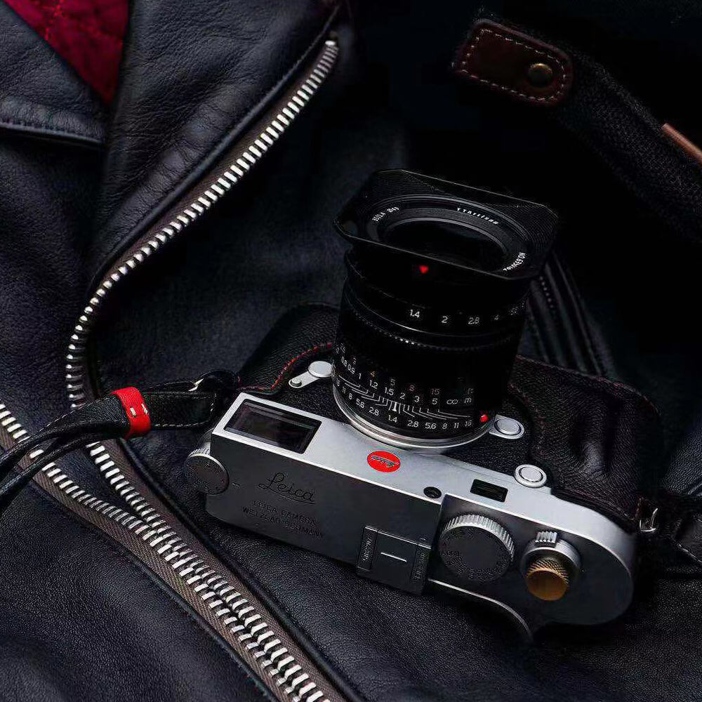 TTArtisan 35mm f/1.4 Lens for Leica M (Black)