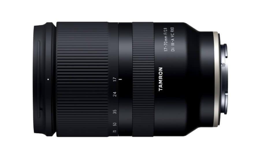 Tamron 17 70mm f2.8 APS C E mount