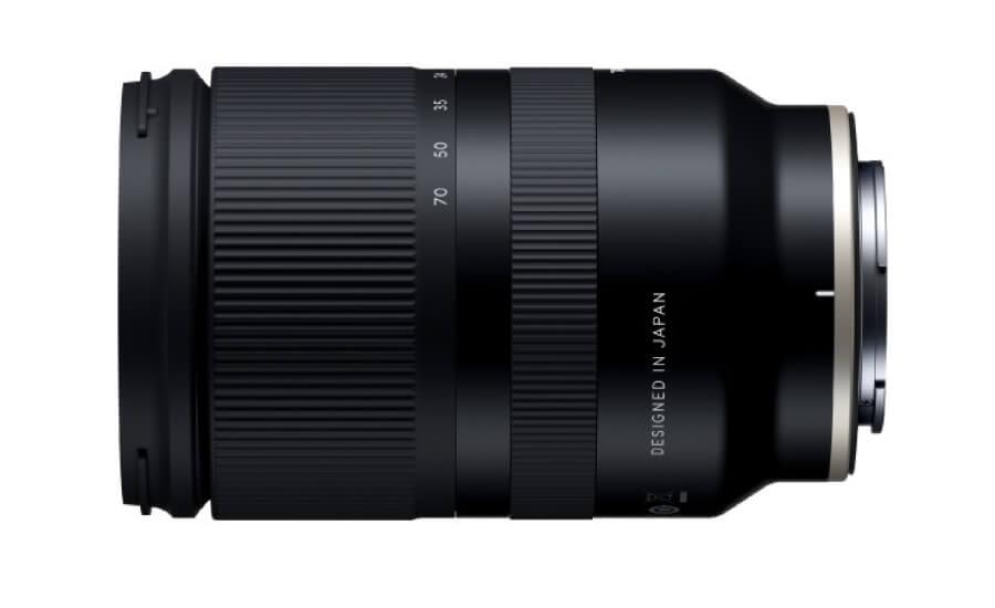 Tamron 17 70mm f2.8 APS C E mount zoomcamera