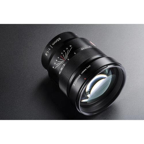 Viltrox PFU RBMH 85mm f/1.8 Lens for Sony E