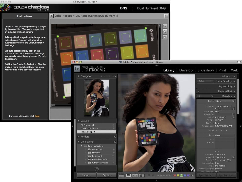 X-Rite (MSCCPP) ColorChecker Passport Photo
