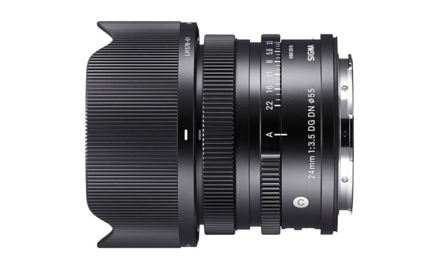 Sigma 24mm F3.5 DG DN I-Series