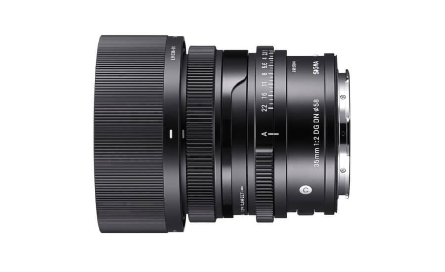 Sigma 35mm F2 DG DN I-Series