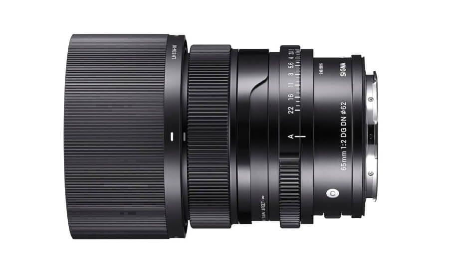 Sigma 65mm F2 DG DN I-Series
