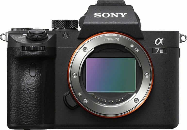 สเปค Sony A7 IV
