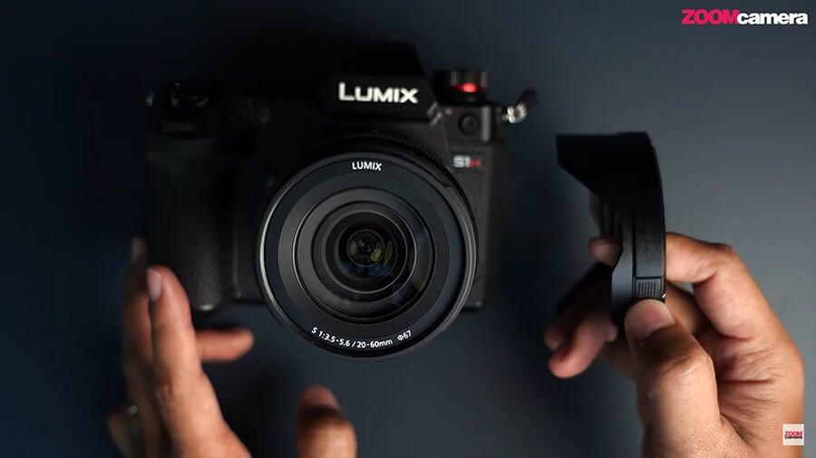 Panasonic Lumix S 20 60mm f3.5 5.6 Lens overview 2