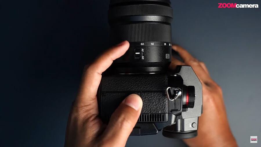 Panasonic Lumix S 20 60mm f3.5 5.6 Lens overview 4