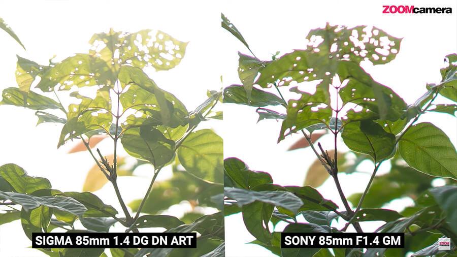 รีวิว SIGMA 85mm F1.4 DG DN ART for sony ขอบม่วง 1