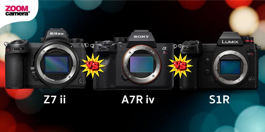 เปรียบเทียบ Nikon Z7 II