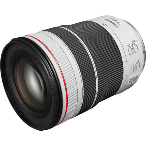 Canon RF 70 200mm f4L IS USM Lens 3