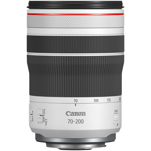 Canon RF 70 200mm f4L IS USM Lens 4