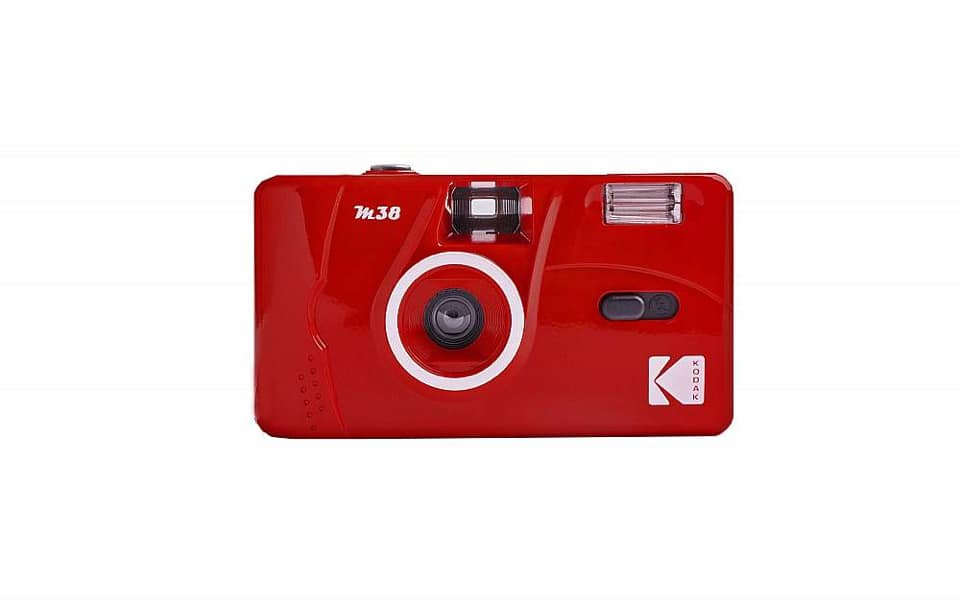 Kodak Vintage Retro M38 35mm Reusable Film Camera 2