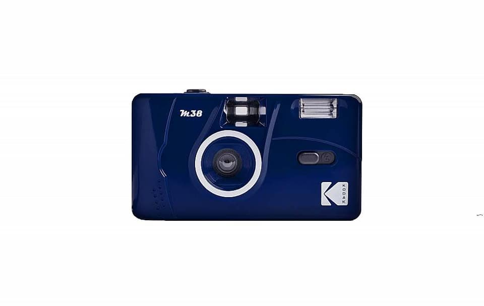 Kodak Vintage Retro M38 35mm Reusable Film Camera 4