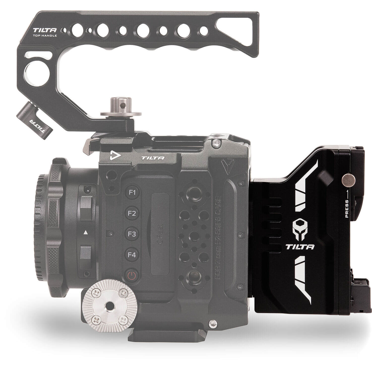Tilta Sony L Series to V Mount Adapter Battery Plate Type I 3 1