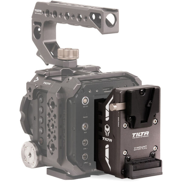 Tilta Sony L Series to V Mount Adapter Battery Plate Type I 8