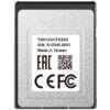 Transcend 512GB CFexpress 820 Type B Memory Card