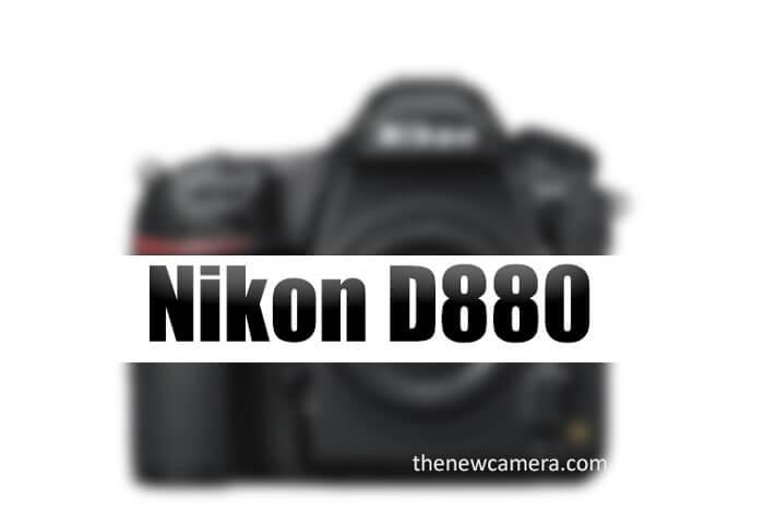 Nikon D880