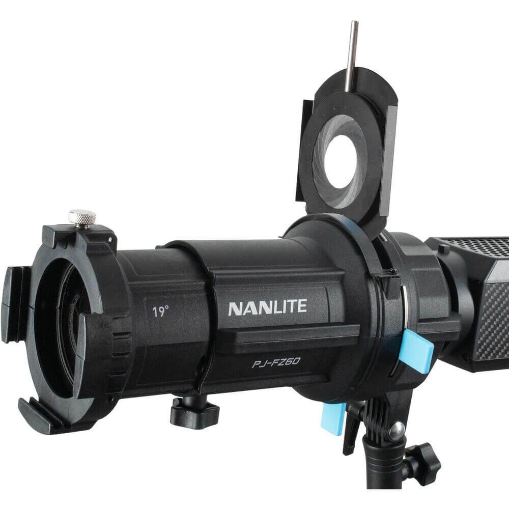 Nanlite Projector Mount for Forza 60 and 60B LED Monolights