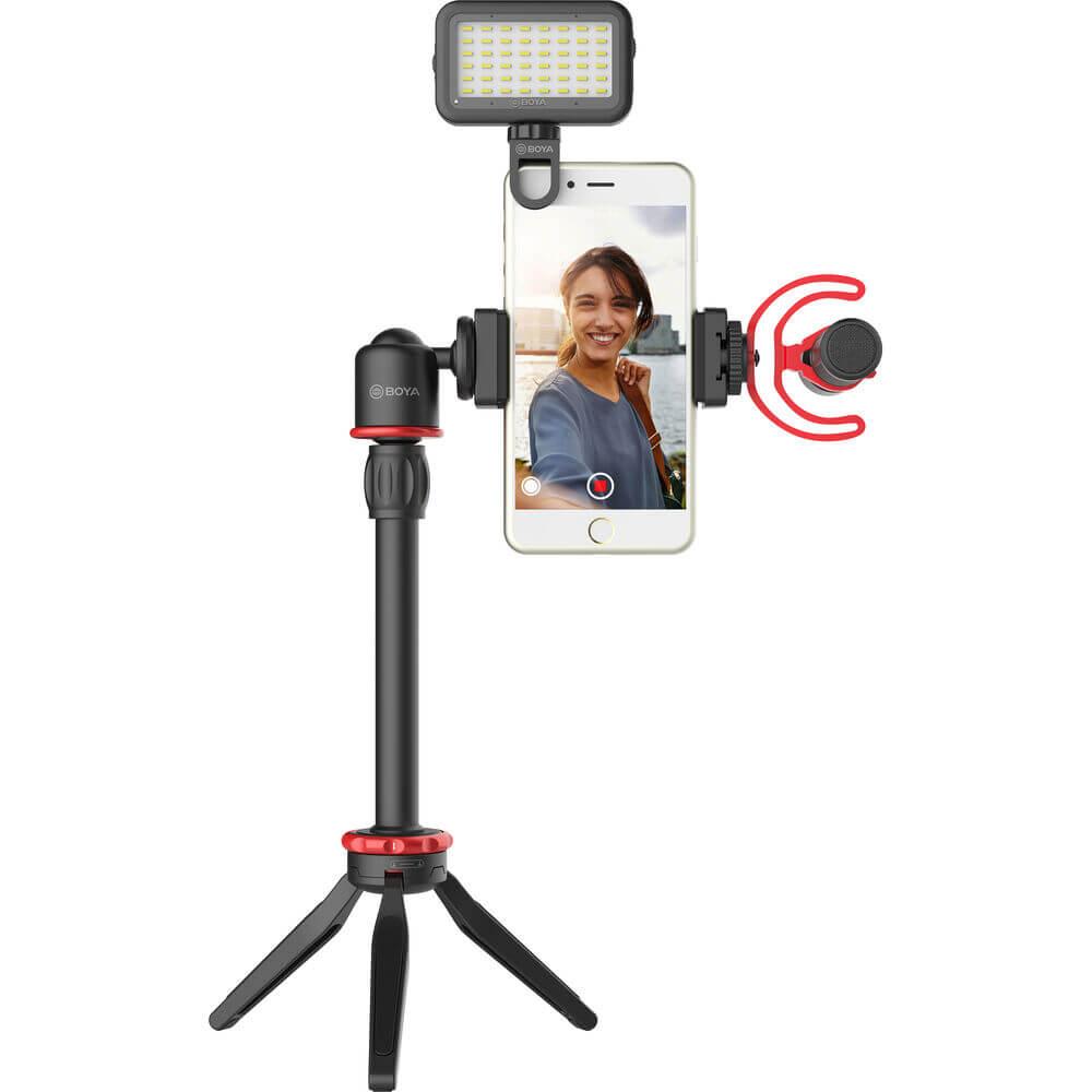 BOYA Acc. BY-VG350 Smartphone Vlogger Kit Plus