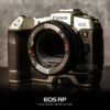 Canon Camera EOS RP GOLD Limited edition
