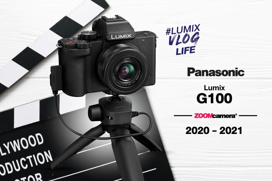 กล้องทำ Youtube Lumix G100