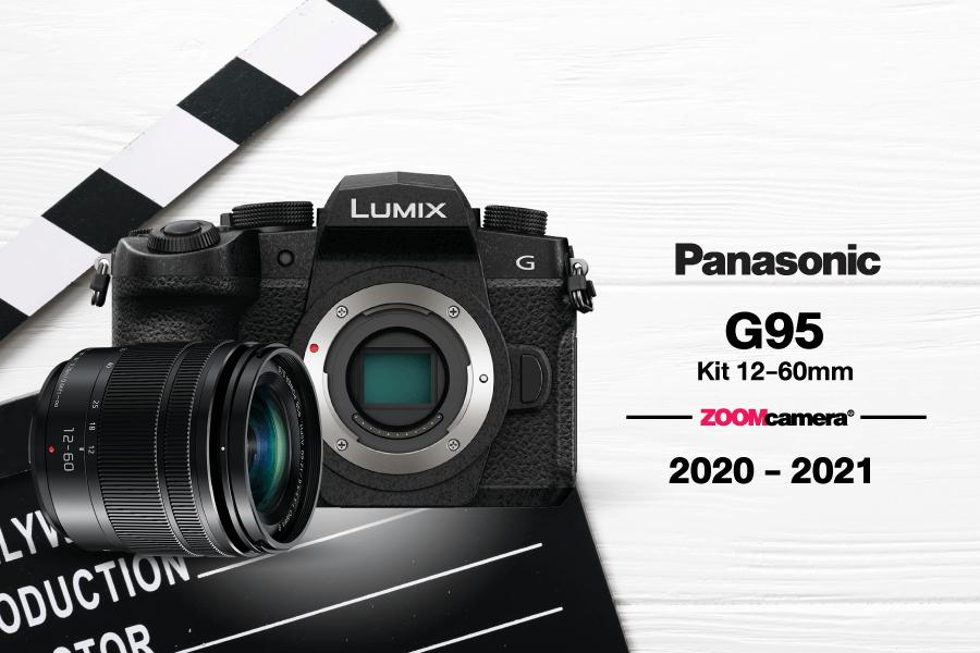 กล้องทำ Youtube Lumix G95