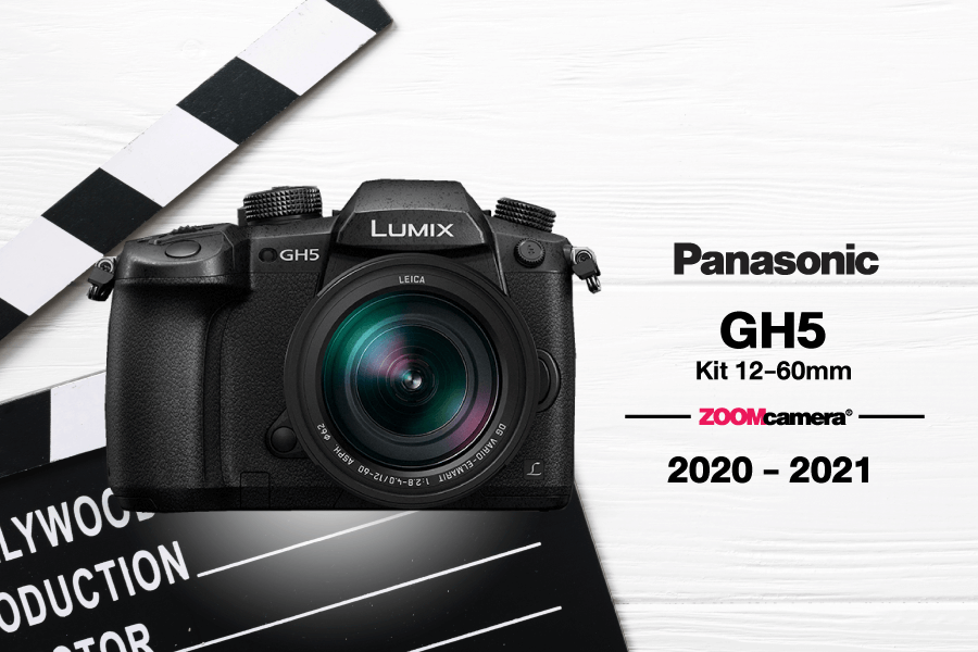 กล้องทำ Youtube Lumix GH5