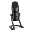 FIFINE K690 USB MIC WITH FOUR POLAR PATTERNS GAIN DIALS A LIVE MONITORING JACK A MUTE BUTTON 1
