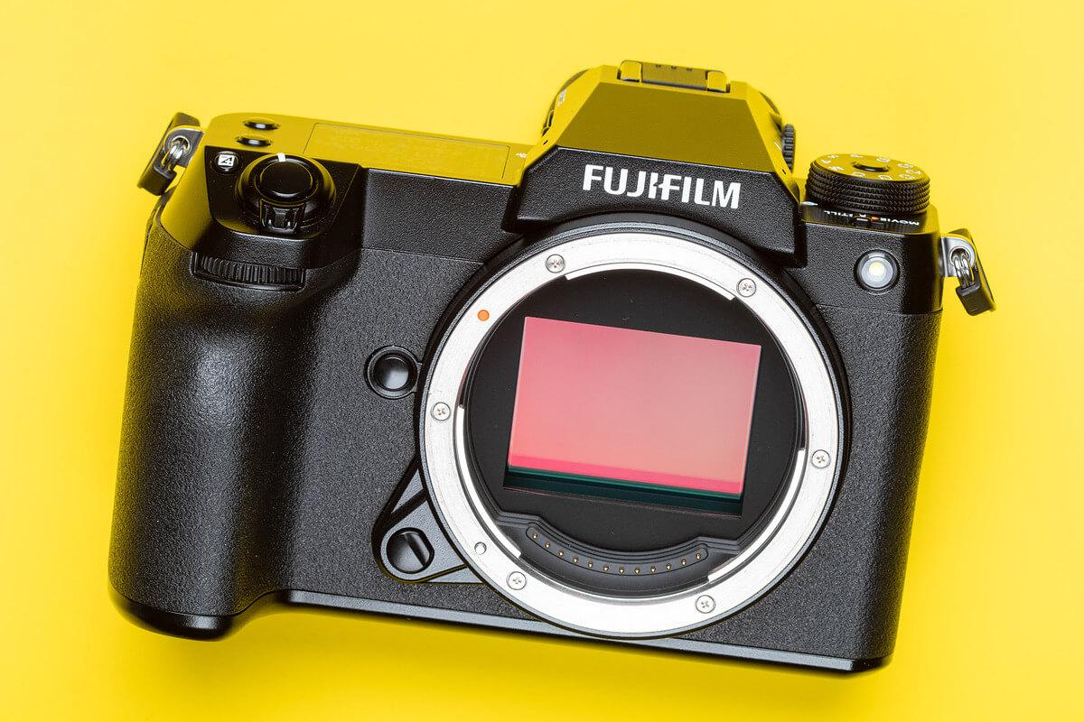 FUJIFILM GFX 100S Medium Format Mirrorless Camera Body Only 20