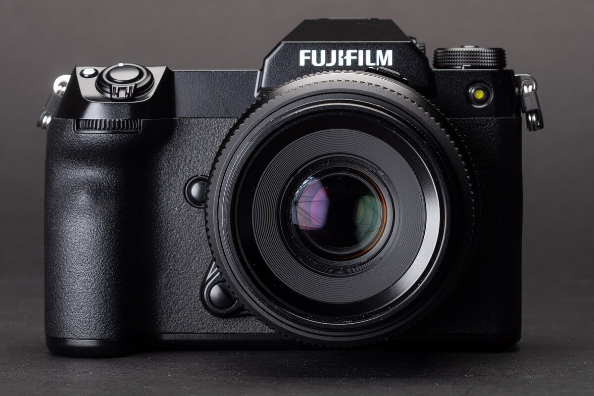 FUJIFILM GFX 100S Medium Format Mirrorless Camera Body Only 21