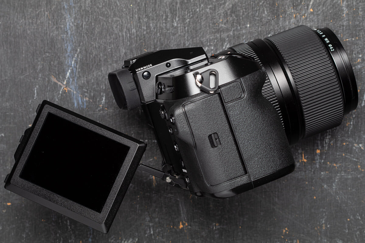 FUJIFILM GFX 100S Medium Format Mirrorless Camera Body Only 22