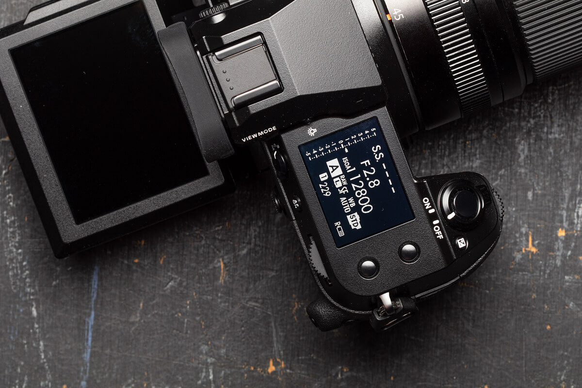 FUJIFILM GFX 100S Medium Format Mirrorless Camera Body Only 23